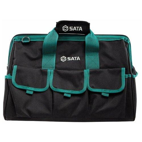 Сумка для хранения инструментов, матерчатая (440x330x300) SATA