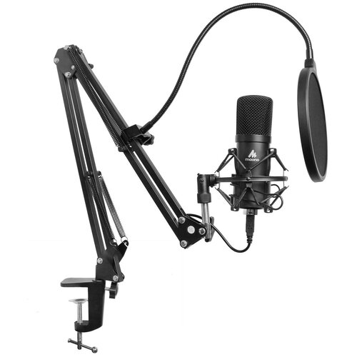Микрофон Maono AU-A04, черный
