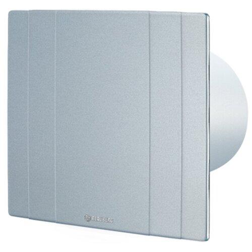 Вытяжной вентилятор Blauberg Quatro 125, platinum 16 Вт недорого