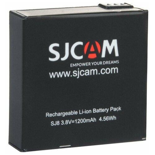 Фото - Дополнительная батарея (аккумулятор) SJCAM SJ8 аккумулятор sjcam для sj6 legend