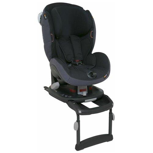 Автокресло группа 1 (9-18 кг) BeSafe iZi Comfort X3 Isofix, midnight black melange группа 1 от 9 до 18 кг besafe izi comfort x3 c зеркалом besafe baby mirror для контроля за ребенком