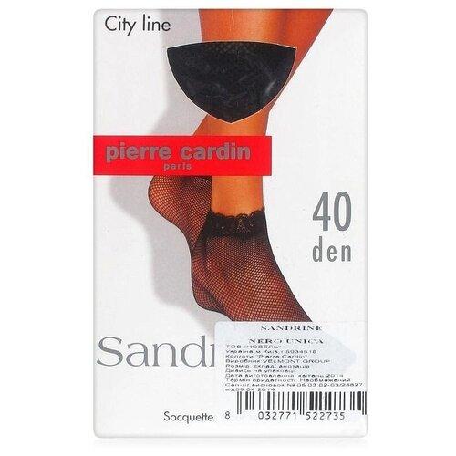 Капроновые носки Pierre Cardin City line. Sandrine, размер 3 (39-41), nero