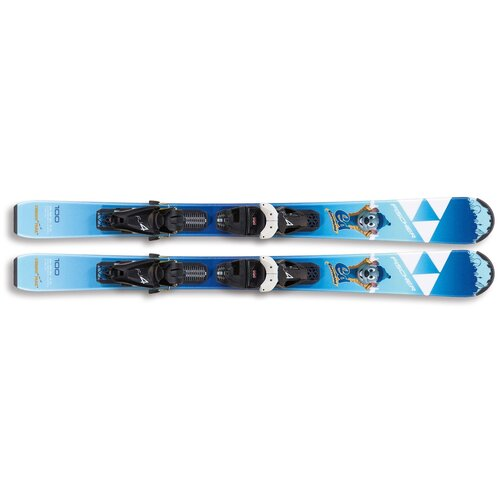 Горные лыжи детские с креплениями Fischer Europa Park SLR (19/20), 100 см