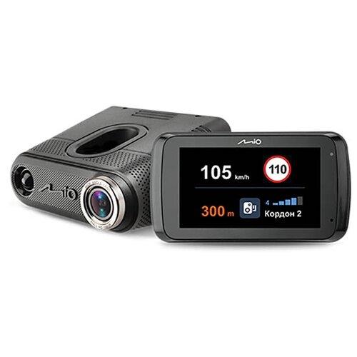 Видеорегистратор Mio MiVue i88 GPS Black