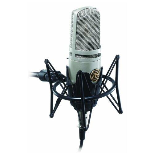 Микрофон JTS JS-1, серебристый