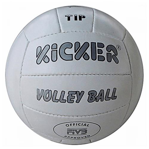 Волейбольный мяч Kicker Tip белый