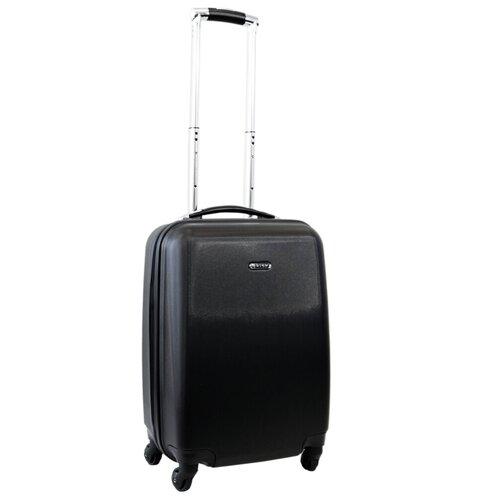 Фото - Чемодан Rion+ 434 41 л, черный чемодан rion 418 3 62 л серый