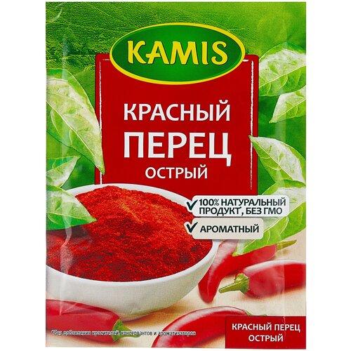 KAMIS Пряность Красный перец острый, 20 г перец красный cykoria s a острый 20 г