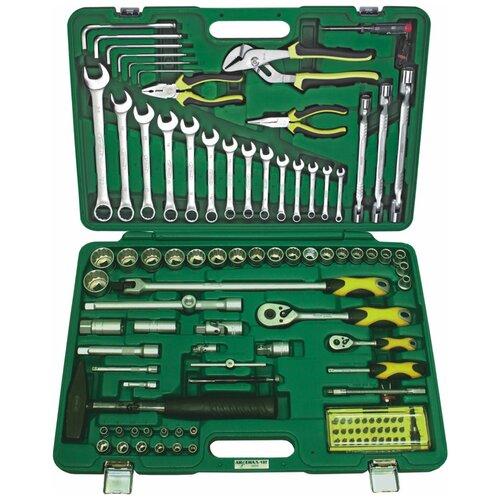 Набор автомобильных инструментов Арсенал C1412P107, 107 предм.