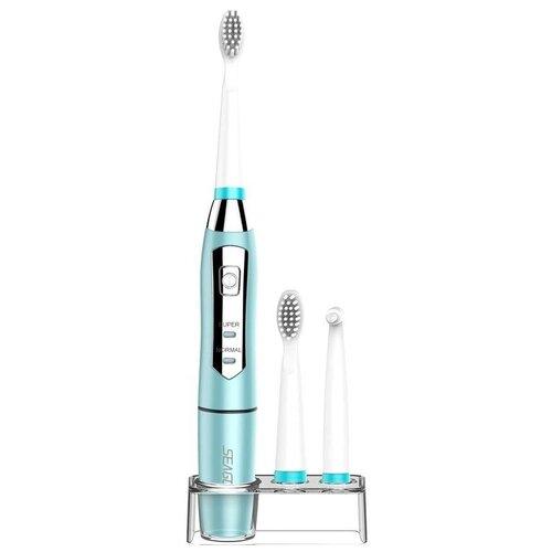 SEAGO / Электрическая зубная щетка SEAGO 910, синий