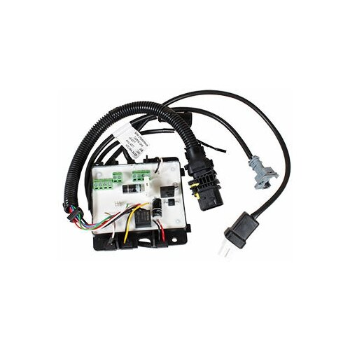 Блок управления для подогревателя Теплостар 14ТС-Mini-24-GP сб.4077 с прямоугольным герметичным разъемом