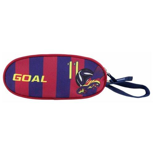 Target Пенал FC Barcelona (Барселона) (17245), синий/красный target ранец fc barcelona барселона 17325 синий красный
