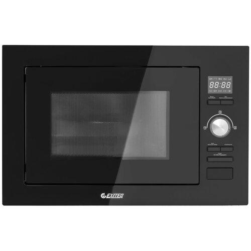 Микроволновая печь встраиваемая EXITEQ EXM-107 black