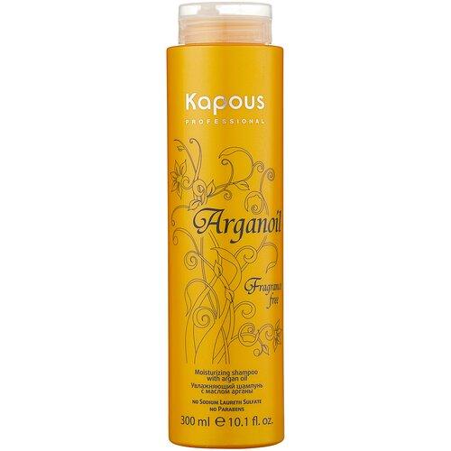 Kapous Professional шампунь Arganoil, 300 мл недорого