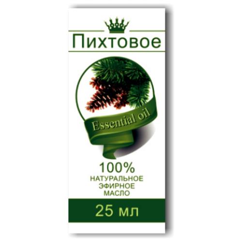 Эфирное масло Пихтовое масло, 25 мл.