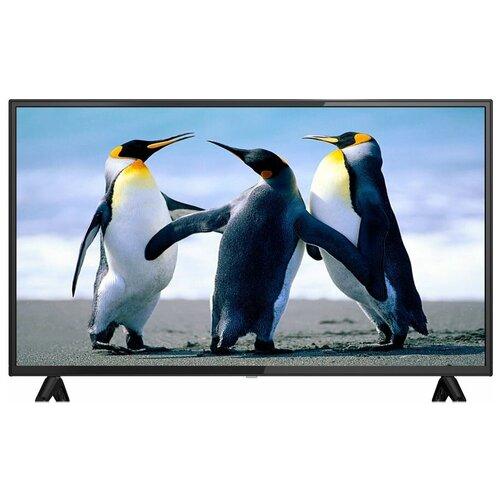Фото - Телевизор Erisson 39LX9030T2 39, черный телевизор erisson 43flm8000t2 43 full hd