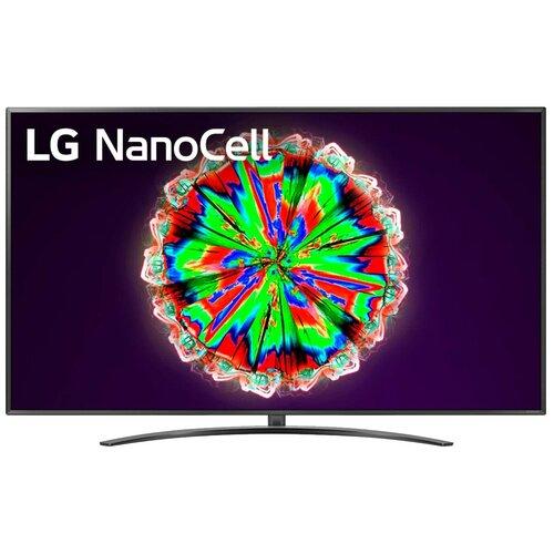 Фото - Телевизор NanoCell LG 75NANO796NF 75 (2020), темный титан телевизор lg 55lv340c 54 6 2017