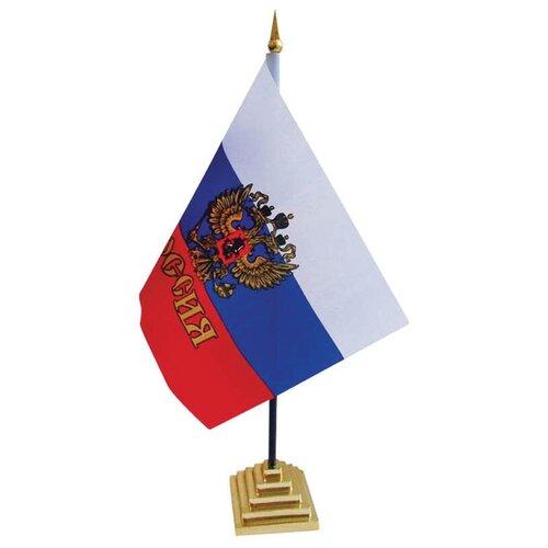 ArtSpaceФлаг настольный с гербом Россия (FL_3094)
