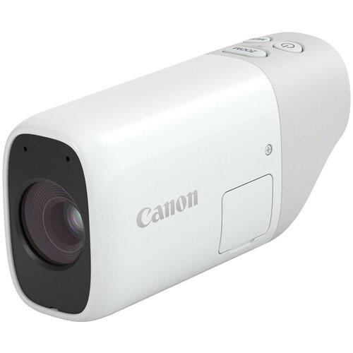 Фото - Фотоаппарат Canon PowerShot Zoom белый фотоаппарат canon powershot sx740 hs серебристый коричневый