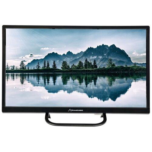 Фото - Телевизор Schaub Lorenz SLT24S5500 24 (2020), черный led телевизор schaub lorenz slt32s5000