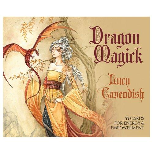 Гадальные карты U.S. Games Systems Оракул Dragon Magic, 55 карт
