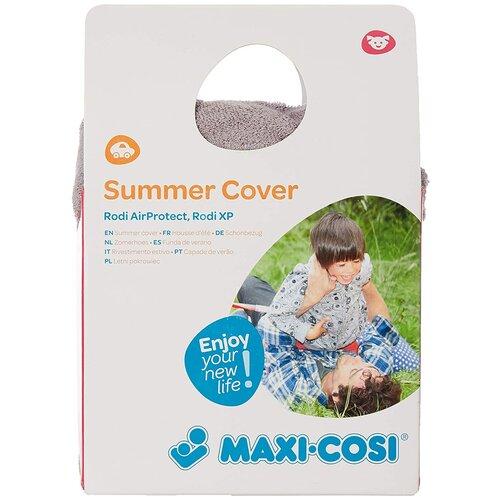 Maxi-Cosi Чехол летний к автокреслу Rodi XP / XP Fix / AirProtect cool grey автокресло maxi cosi rubi xp