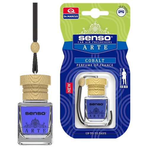 Dr. Marcus Ароматизатор для автомобиля Senso Arte Cobalt 6 мл