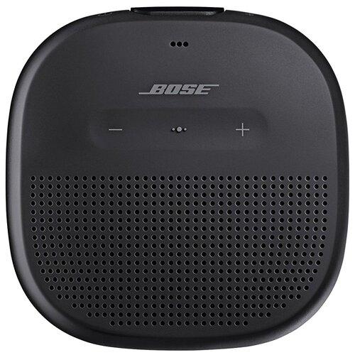 Портативная акустика Bose SoundLink Micro, black