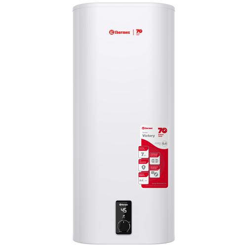 Накопительный электрический водонагреватель Thermex Victory 80 V, белый электрический накопительный водонагреватель thermex victory 80 v