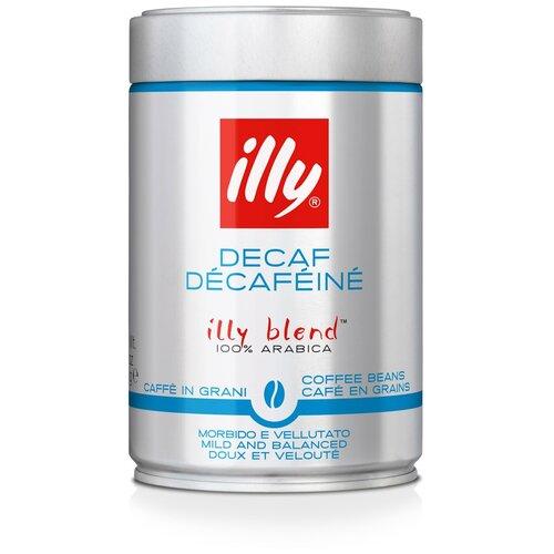 Фото - Кофе в зернах Illy Decaf без кофеина, 250 г кофе в зернах illy гватемала 250 г