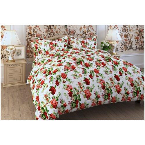 Постельное белье 2-спальное Диана-Текс 830 бязь, 70 х 70 см