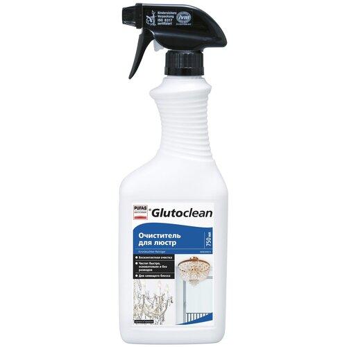 Фото - Спрей Glutoclean Очиститель для люстр, 750 мл sano jet универсальный очиститель различных поверхностей с пищевой содой 750 мл спрей
