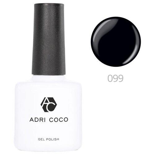 Купить Гель-лак для ногтей ADRICOCO Gel Polish, 8 мл, 099 черный