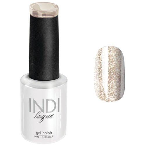 Купить Гель-лак для ногтей Runail Professional INDI laque с мелкими блестками, 9 мл, 3104