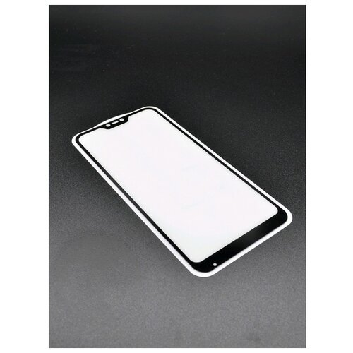 Защитное стекло Innovation 2D для Xiaomi Mi A2 Lite/Redmi 6 Pro полный клей черное 4142608