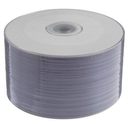 Диск DVD+R Data Standard Printable Inkjet 16x 4.7 Гб Спайка 50 шт 4982961