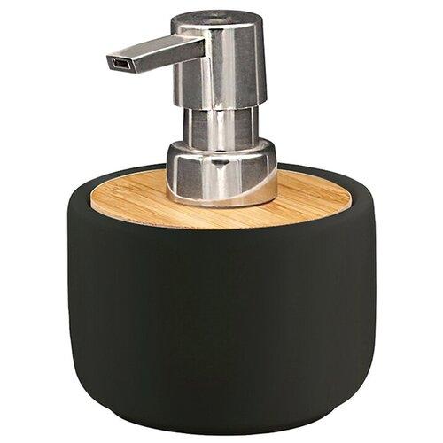 Фото - Дозатор для жидкого мыла RIDDER Fancy, черный дозатор для жидкого мыла ridder paris 22250510 черный