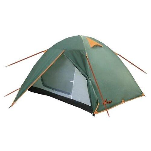 Палатка Totem Tepee 4 V2 зелeный