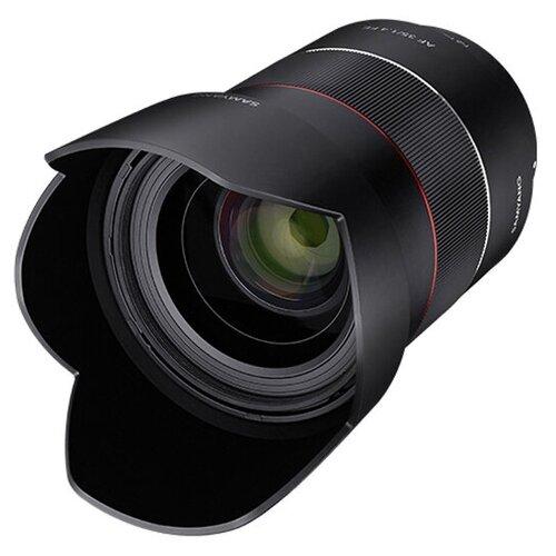 Фото - Объектив Samyang AF 35mm f/1.4 FE Sony E объектив samyang af 12mm f 2 0 fe sony e черный
