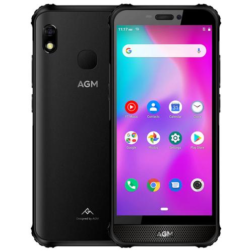 Смартфон AGM A10 6/128GB, черный