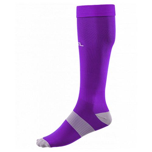 Гетры Jogel размер 38-41, фиолетовый/серый