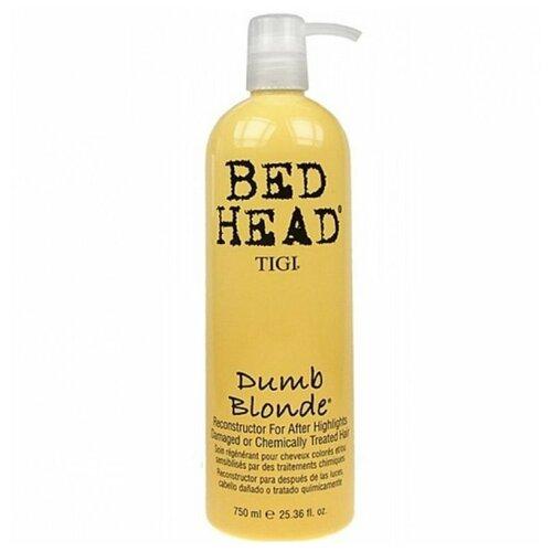TIGI Bed Head Кондиционер-маска для блондинок Bed Head Dumb Blonde, 750 мл