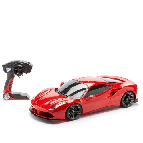 Купить Maisto Радиоуправляемая машинка Ferrari 488 Gtb, 1:6, красная, Радиоуправляемые игрушки