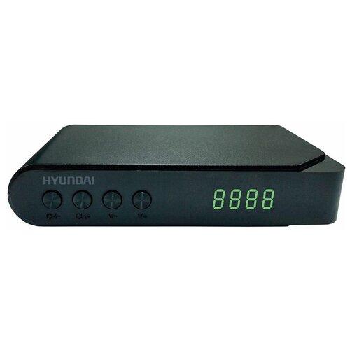 Фото - TV-тюнер Hyundai H-DVB200 антенна hyundai h tai260