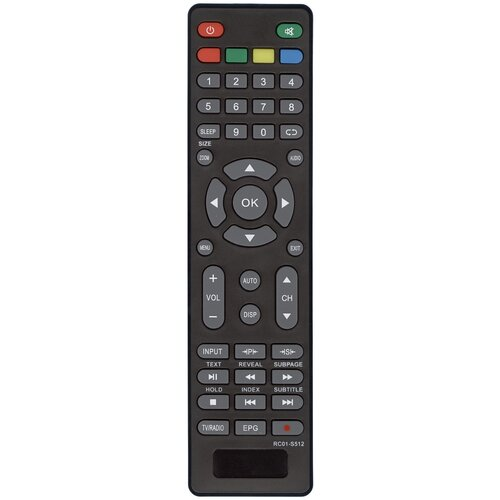 Пульт Huayu RC01-S512 для телевизора Akai