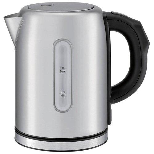 Умный Wi-Fi чайник с поддержанием температуры HIPER IoT Kettle ST1 1л нержавеющая сталь