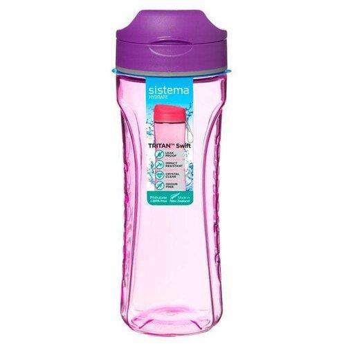 Фото - Бутылка для воды из тритана 600 мл бутылка для воды tritan active 600 мл цвета в ассортименте 640 sistema
