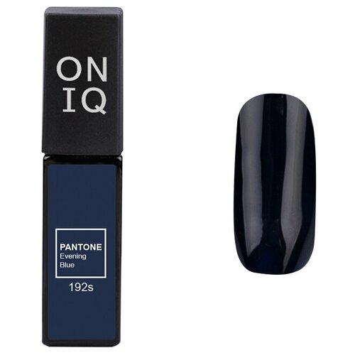 Купить Гель-лак для ногтей ONIQ Pantone, 6 мл, 192S Evening Blue