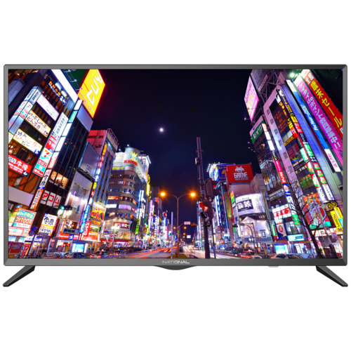 Фото - Телевизор NATIONAL NX-32TH100 32 (2019), черный телевизор national nx 32ths110 32 2019 черный