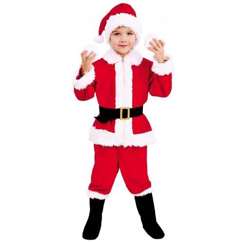Костюм Санта Клауса, размер 128 см.
